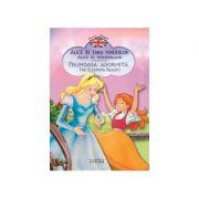 Alice in tara minunilor, Frumoasa adormita - Povesti bilingve