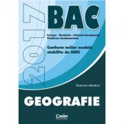Geografie. Bacalaureat 2017. Europa. Romania. Uniunea Europeana - Octavian Mandrut - Ed. Corint