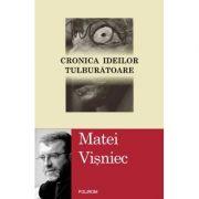 Cronica ideilor tulburatoare sau despre lumea contemporana ca enigma si amaraciune - Matei Visniec