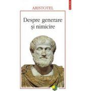 Despre generare si nimicire (Aristotel)