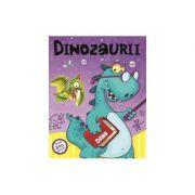 Dinozaurii - Peste 500 de abtibilduri