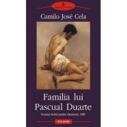 Familia lui Pascual Duarte (Camilo Jose Cela)