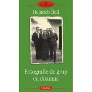 Fotografie de grup cu doamna (Heinrich Boll)