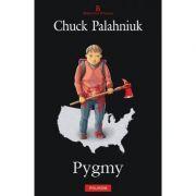 Pygmy (Chuck Palahniuk)