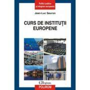 Curs de institutii europene (Jean-Luc Sauron)