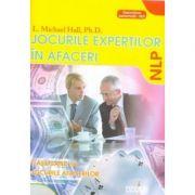 Jocurile expertilor in afaceri (Michael Hall)