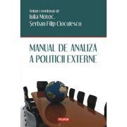 Manual de analiza a politicii externe (Serban Filip Cioculescu)