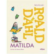 Matilda- Roald Dahl (lustratii de Quentin Blake)