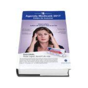 Agenda Medicala 2017, editia de buzunar
