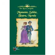 Momente, Schite, Teatru, Nuvele (Ion Luca Caragiale)