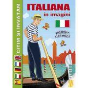 Italiana in imagini pentru cei mici (Neculai Emilia)