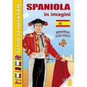 Spaniola in imagini pentru cei mici (Neculai Emilia)