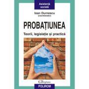 Probatiunea teorii, legislatie si practica - Ioan Durnescu