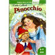 Pinocchio - Colectia Primele mele lecturi - nivelul 2, 8-9 ani (Carlo Collodi)