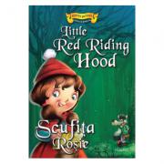 Scufita rosie - Povesti bilingve engleza - romana