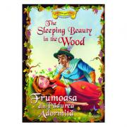 Frumoasa din Padurea Adormita - Povesti bilingve engleza - romana