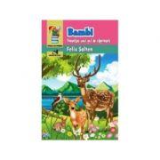 Bambi. Povestea unui pui de caprioara Felix Salten - Andreas