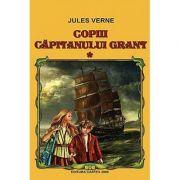 Copiii capitanului Grant ( vol. 1+2 )
