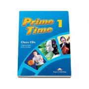 Prime Time 1, Class CDs Curs pentru limba engleza. (4 CD-uri)