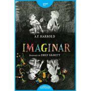 Imaginar, A. F. Harrold - Arthur