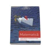 Matematica caiet pentru vacanta de vara clasa a V-a (Colectia; Clubul matematicienilor)