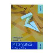 Matematica, Esential pentru clasa a VII-a. Partea I (Marius Perianu)