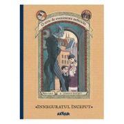 O serie de evenimente nefericite I. Înneguratul început - Lemony Snicket