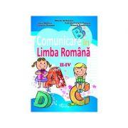 Comunicare in limba romana clasele II-IV, Mihaela Serbanescu