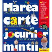 A doua mare carte a jocurilor mintii - Ivan Moscovich