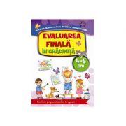 Evaluare finala in gradinita (4-5 ani), Alice Nichita