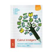 Caiet Inteligent, Comunicare, Limba si literatura romana, Clasa VII-a, Semestrul 1