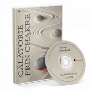 Cd Carte Audio calatorie prin chakre - Colette Baron-Reid