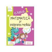 Matematica si explorarea mediului pentru clasa I - Semestrul al II-lea (Arina Damian)