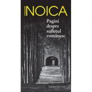 Pagini despre sufletul romanesc (Constantin Noica)