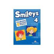 Curs limba engleza Smileys 4 Grammar. Vocabular si Gramatica - Virginia Evans