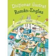 Dictionar ilustrat roman-englez, editie ilustrata