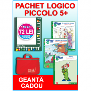 PACHET LOGICO PICCOLO 5+