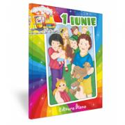 Carte personalizata - (numele copilului dumneavoastra) si FERICIREA (1 IUNIE) - Mariana Nicolae