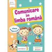 Comunicare in limba romana pentru clasa pregatitoare, semestrul I