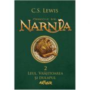 Cronicile din Narnia II. Leul, Vrajitoarea si dulapul - C. S. Lewis