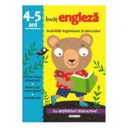 Invat engleza - Activitati ingenioase si educative pentru 4-5 ani