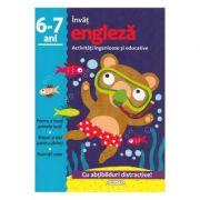 Invat engleza - Activitati ingenioase si educative pentru 6-7 ani