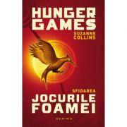 Jocurile Foamei: Sfidarea (Trilogia Jocurile foamei, partea a II-a, paperback) - Suzanne Collins