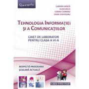 Tehnologia Informatiei si a Comunicatiilor - caiet pentru clasa a VI-a