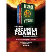 Trilogia Jocurile Foamei - Suzanne Collins