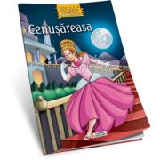 Cenusareasa-Carte de colorat A4 cu ilustratii