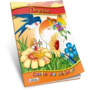 Degetica. Carte de colorat ilustrata A5