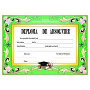 Diploma scolara ABSOLVIRE I (DLFD004A)