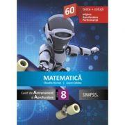 Matematica - caiet de antrenament și aprofundare pentru clasa a VIII-a