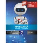 Matematica - caiet de antrenament și aprofundare pentru clasa a VII-a